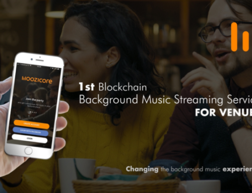 Moozicore: Changing B2B Background Music Industry at Its Core