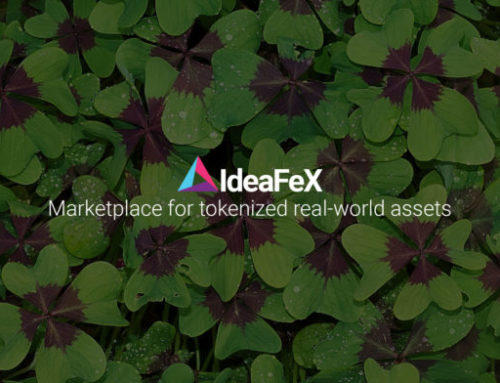 IdeaFeX injects newfound flexibility and agility to real-world asset tokenization. IdeaFeX Token ICO is now open.