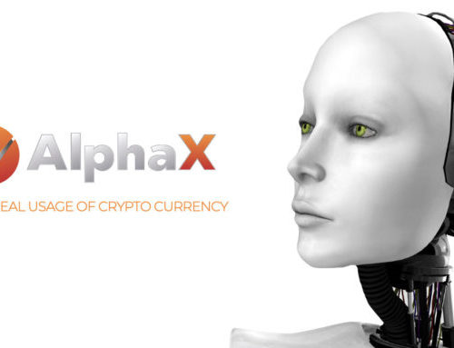 Alpha x – A decentralized e-commerce platform for cryptocurrency business.