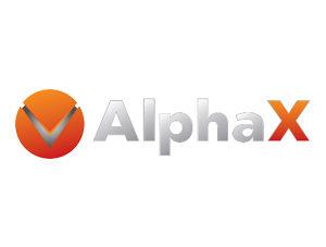 Alpha-x logo